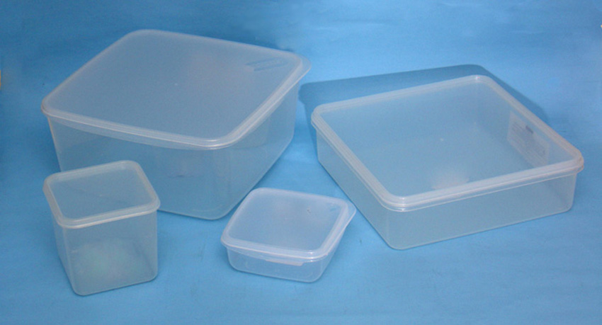 Stewart Plastics Range Of Seal Fresh Containers From